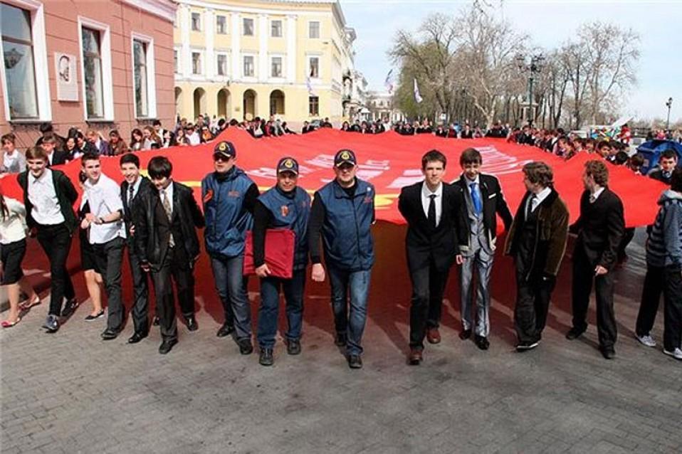 город-герой Одесса