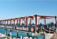 Оформление Массандровского пляжа