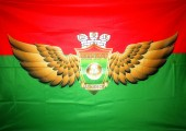 Флаг ПФК Беркут (Армянск)