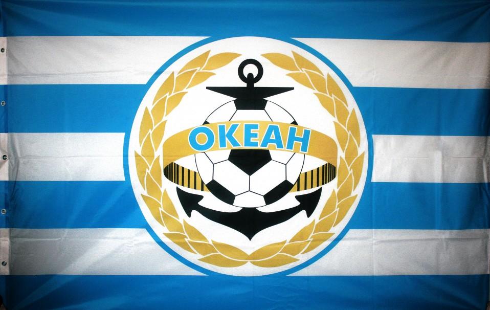 Флаг ФК Океан