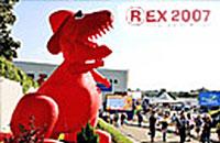 Участие в XI международной выставке REX 2007