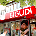 Оформление магазина BIGUDI