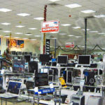 Внутреннее оформление сети магазинов «МКС»1
